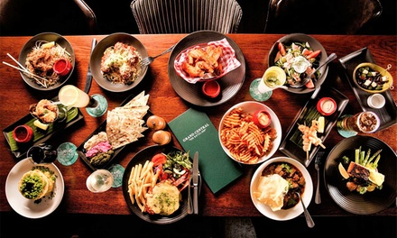 $29 or $55 to Spend on Food and Drinks at Grand Central Hotel