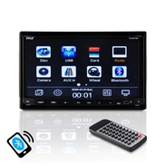 "Pyle 7"" Vehicle Double DIN Multimedia Player with Touchscreen"