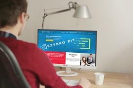 Szybko PIT: Rozliczenie PIT od 25 zł przez doradcę podatkowego on-line z portalem Szybko PIT (do -38%)