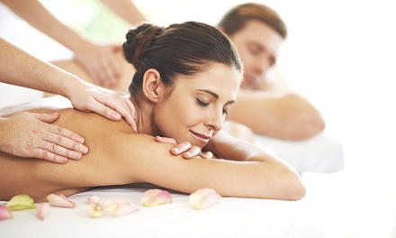 Couples Swedish Massage Workshop for One or Two Couples at Advanced Spine And Wellness (Up to 77% Off)