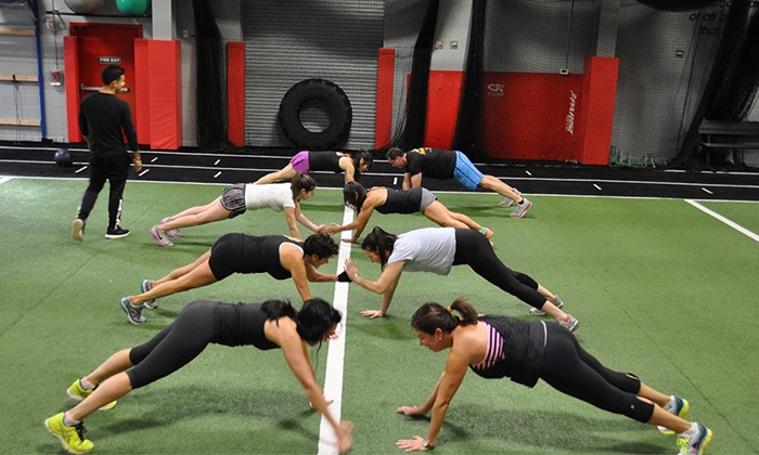 NXT GEN Fitness and Performance Training - Port Washington: 5 or 10 Boot-Camp Classes at NXT GEN Fitness and Performance Training (Up to 74% Off)