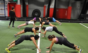 NXT GEN Fitness and Performance Training: 5 or 10 Boot-Camp Classes at NXT GEN Fitness and Performance Training (Up to 74% Off)