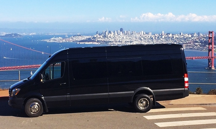 Group Van Go - Modesto: Day Trip for Two or Four from Group Van Go(Up to 62% Off)
