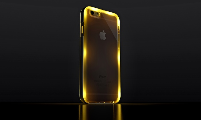LED Case for iPhone 6 or 6 Plus  b7dd0712f3