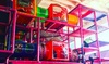 Bonkers Fun House - Proctor: Maze and Ride Wristbands with Game Credit at Bonkers Fun House (Up to 52% Off). Four Options Available.