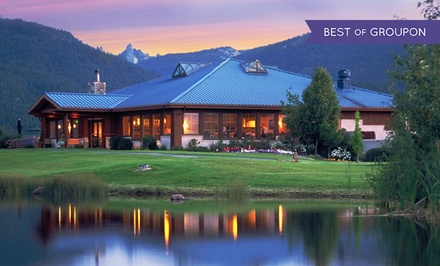 Stay at Mount Shasta Resort in California, with Dates into May