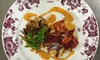Déjeuner ou dîner au bistro bordelais Fernand