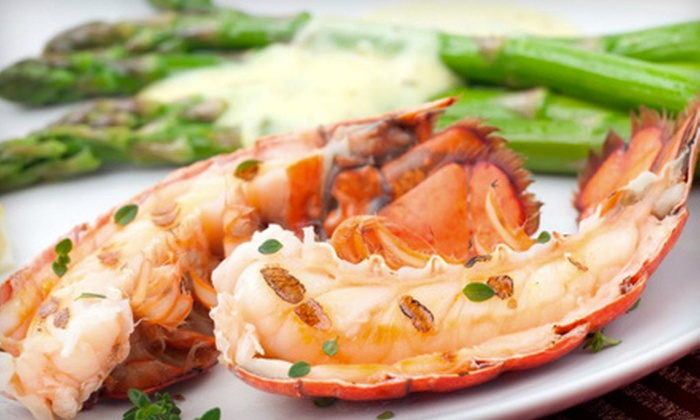Sea2Kitchen - Vancouver: Home-Delivered Lobster Feast, Including Potatoes, Tuna, and Scallops, for Two or Four from Sea2Kitchen (53% Off)