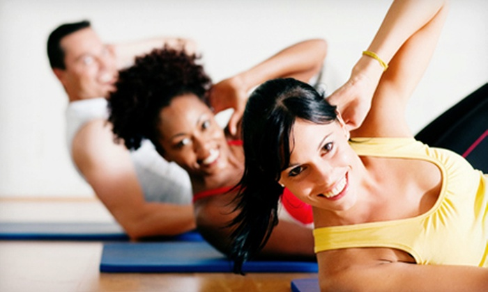 BTY Fitness - Fellowship: 5 or 10 Outdoor Boot-Camp or X Fit Classes at BTY Fitness (Up to 74% Off)