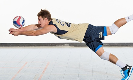 $5 for a UCLA Men's Volleyball Game at Pauley Pavilion on Friday, April 10, or Saturday, April 11 ($9.50 Value)