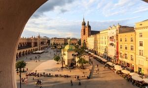 Kraków: 1-3 noce w centrum