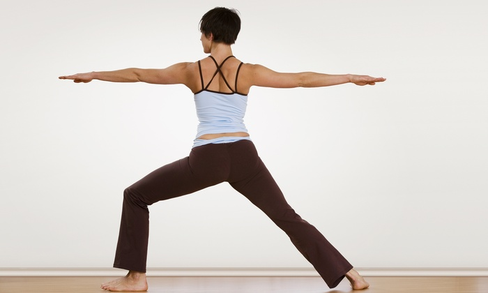 Aum Center Yoga - Downtown Toronto: 10 Classes or Two Months of Unlimited Classes at Aum Center Yoga (Up to 76% Off)