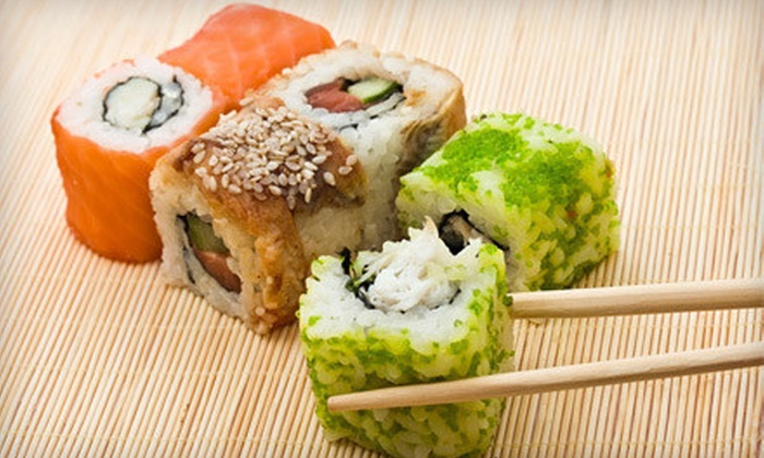 Owl Station Japanese Bistro - D Street - West Broadway: Japanese Food for Two or Four at Owl Station Japanese Bistro (Half Off)