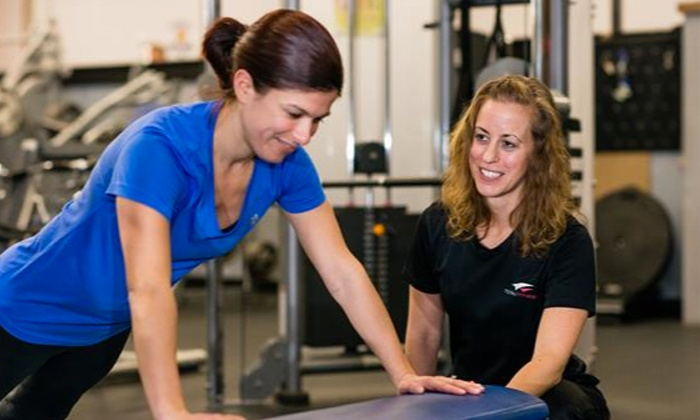 Total Fitness Clubs - Multiple Locations: $29 forOne-Month Membership with Classes and Personal Training at Total Fitness Clubs ($188 Value)