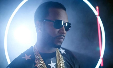 Juicy J with Skip The Line Pass & Parking Pass at The Dome at Oakdale on June 12 (Up to 62% Off)