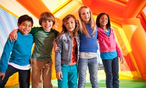 Jump!Zone Party Play Center Volo: $12 for Two Open-Play Passes at Jump!Zone Party Play Center Volo ($20 Value)