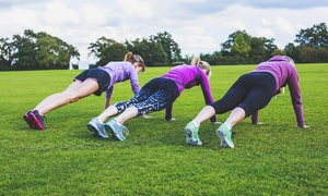 KeepFit Bootcamp: Five or Ten Boot Camp Sessions from KeepFit Bootcamp (Up to 70% Off)