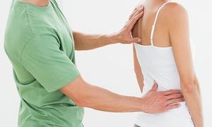 Calypso: Seduta con riallineamento della colonna, massaggio di Breuss e decontratturante (sconto 71%)