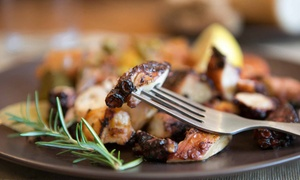 Maan's Mediterranean Grill: One, Two, Three, or Four  Groupons, Each Good for $12 Worth of Mediterranean Food (Up to 46% Off)
