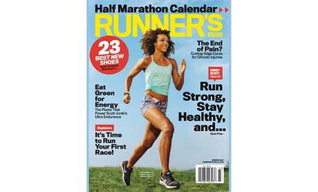 One- or Two-Year Subscription to Runner's World Magazine
