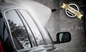Cleancars 24: Pkw-Außen- oder Innenreinigung plus Nanoversiegelung der Windschutzscheibe bei Cleancars 24 ab 14,90 €