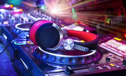image for DJ Service with Decks and Mixer or a PA System from Empire Entertainment (Up to 36% Off)