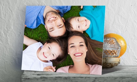 One Custom Metal Photo Print from ImageCom.com (Up to 93% Off). Five Sizes Available.