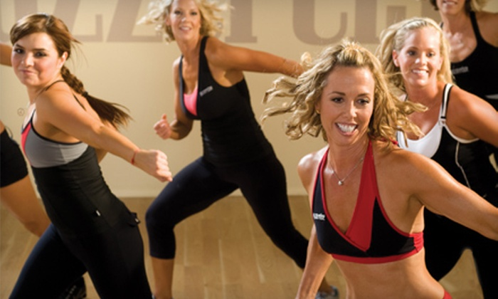 Jazzercise Racine Fitness Center - Racine: Unlimited or Drop-in Classes at Jazzercise Racine Fitness Center (Up to 81% Off). Two Options Available.
