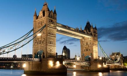 Londres : 1 à 3 nuit(s) au Royal National avec croisière sur la Tamise offerte pour 1 à 4 personne(s)
