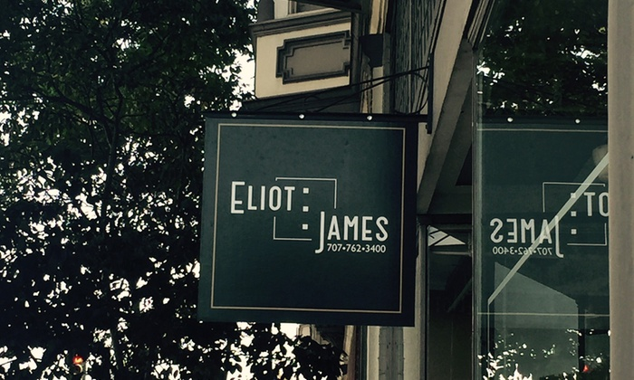 Angi Mozolak@Eliot James Salon - Petaluma: A Women's Haircut from Angi Mozolak at Eliot James Salon. (55% Off)