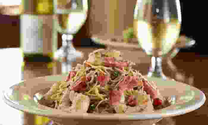 Johnny Carino's - Houston: $10 for $20 Worth of Italian Food at Johnny Carino's