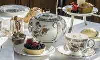 Afternoon Tea with Prosecco for Two or Four at Hole in the Wall Café