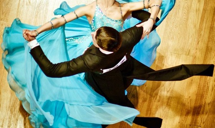 Three Private Ballroom Dance Lessons from Studio 2C (70% Off)