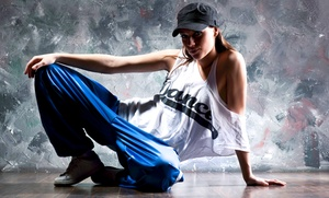 Dancer's Studio of El Paso: One or Two Months of Unlimited Hip-Hop, Hoop, or Jazz Classes at Dancer's Studio of El Paso (Up to 53% Off)