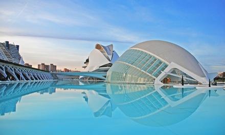 Playa de Valencia: 1 a 3 noches para 2 con desayuno y detalle en Alquería de Vilches, también durante las Fallas