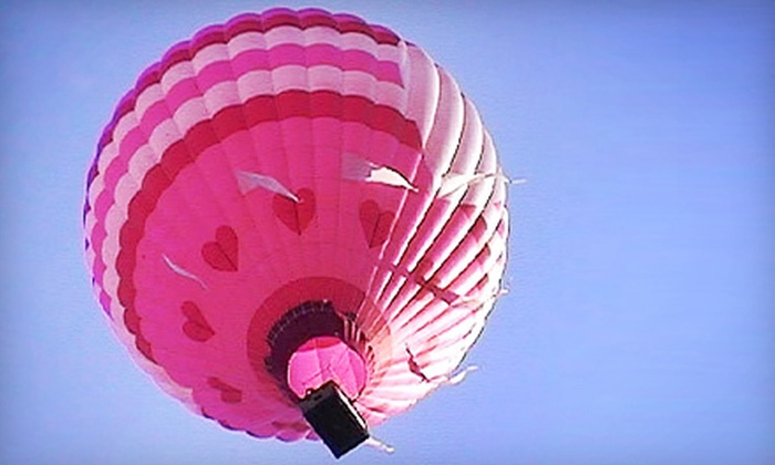 Virginia Balloons, LLC - Multiple Locations: $349 for a Hot Air Balloon Flight for Two from Virginia Balloons, LLC (Up to $998 Value)