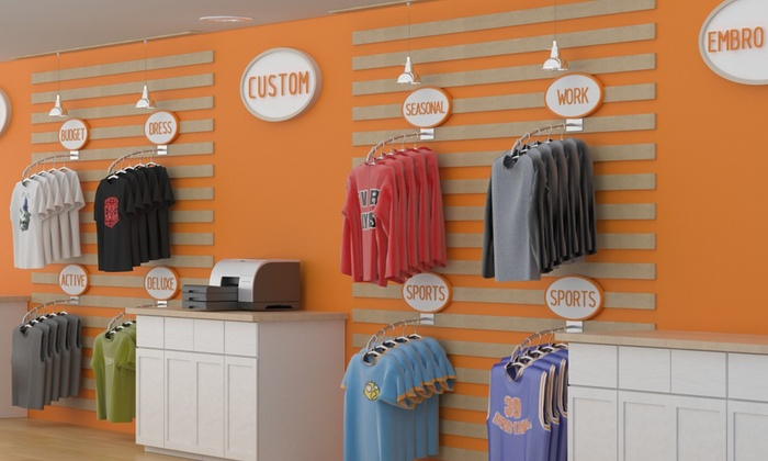 Shirmo - Oneco: Custom Printing Services at Shirmo (60% Off)