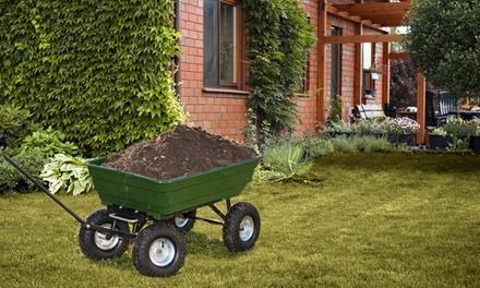 Chariots remorques de jardin, avec ou sans sac
