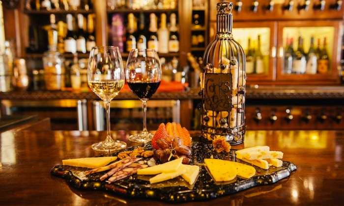 Versai The Wine Bar - Yorba Linda: $35 for $60 Worth of Gourmet Small Plates and Drinks at Versai The Wine Bar
