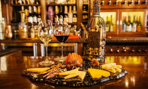 Versai The Wine Bar: $35 for $60 Worth of Gourmet Small Plates and Drinks at Versai The Wine Bar