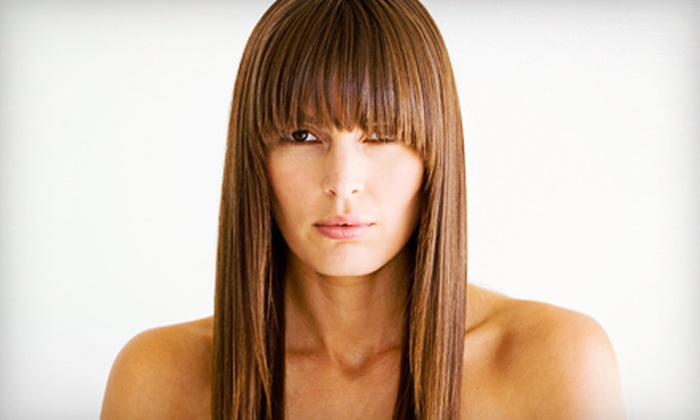Universal Hair & Body Salon - Kendale Lakes: $75 for a Coppola Keratin Hair-Smoothing Treatment at Universal Hair & Body Salon ($300 Value)