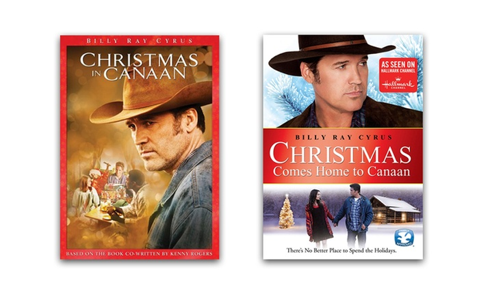 ... Comes Home to Canaan on DVD. Family Christmas Films on DVD