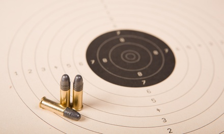 Firearm-Safety Training for One, Two, or Four at Plant City Gun Range-Shop (Up to 70% Off)