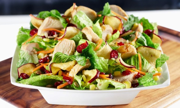 Saladworks - Reston: $12 for Two Groupons, Each Good for $10 at Saladworks ($20 Total Value