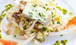 Bistro La Bonne: French Cuisine Dinner for Two or Four at Bistro La Bonne (Up to 44% Off)