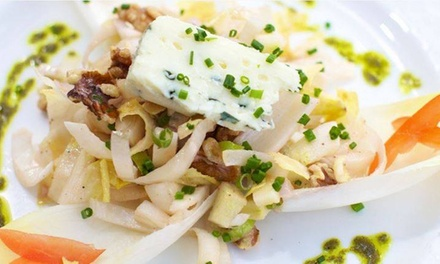 French Cuisine Dinner for Two or Four at Bistro La Bonne (Up to 44% Off)