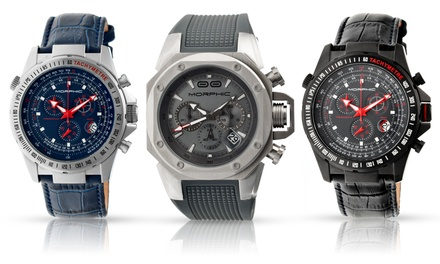 Morphic M35 or M36 Series Men's Chronograph Watches