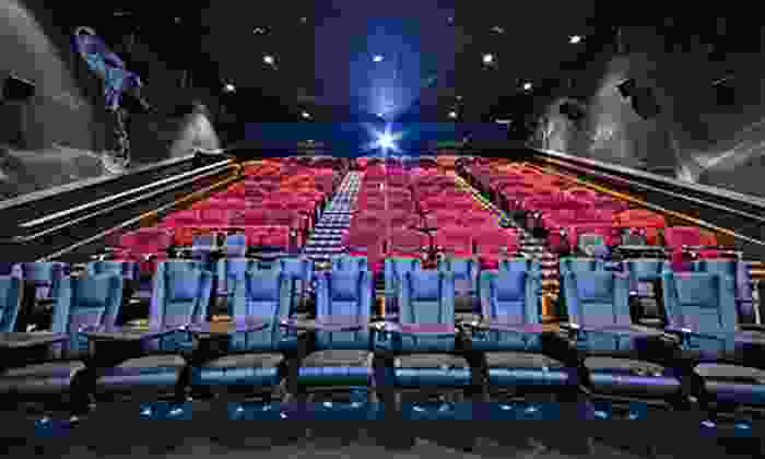 Studio Movie Grill - Central Business District,Second Ward,Fourth Ward: $5 for a Movie Outing with a Ticket at Studio Movie Grill (Up to $10 Value)