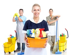 Lots Of Love Cleaning Service: Three Hours of Cleaning Services from Lots Of Love Cleaning Service (60% Off)