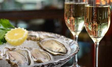 ⏰ Champagne, ostriche e astice